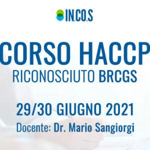 Corso HACCP riconosciuto BRCGS