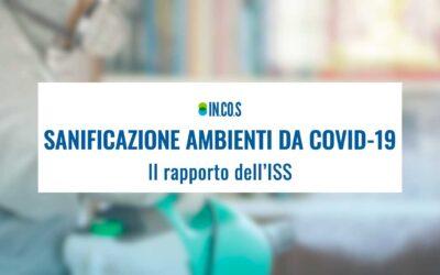 Sanificazione ambienti Covid-19: il rapporto dell'ISS